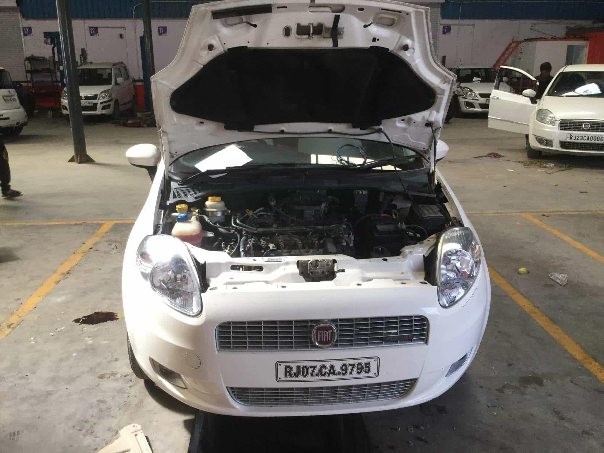 Punjab Automobiles Vishwakarma Industrial Area Car Repair