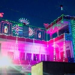 Lighting Decoration - Vikrant tent \u0026 light decoration - photos Khurra Brahmpuri ... & Vikrant tent \u0026 light decoration Khurra Brahmpuri - Decorators in ...