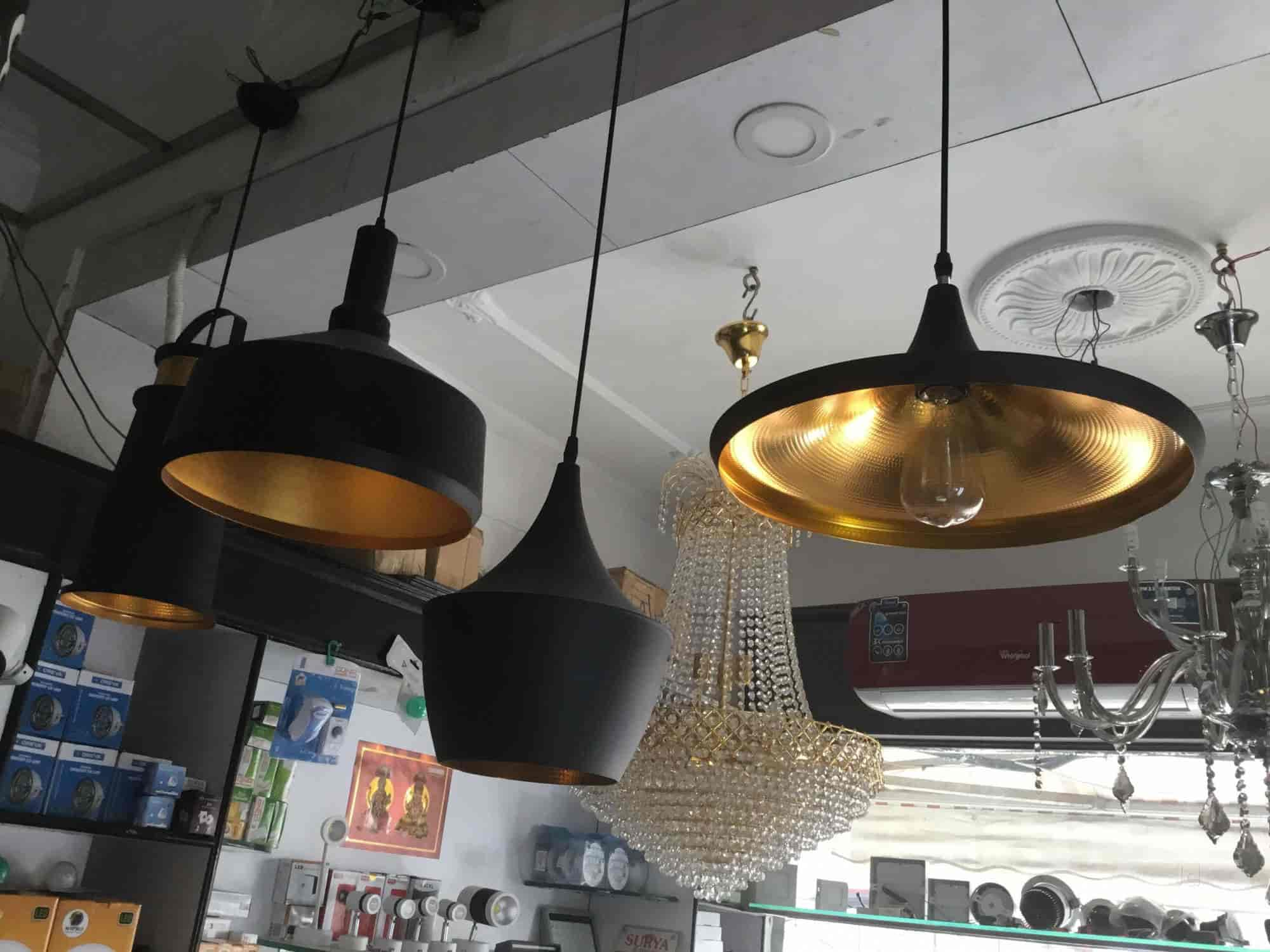 Srishti Lights & Electrical, Sikar Road - Decorative Light Dealers ...