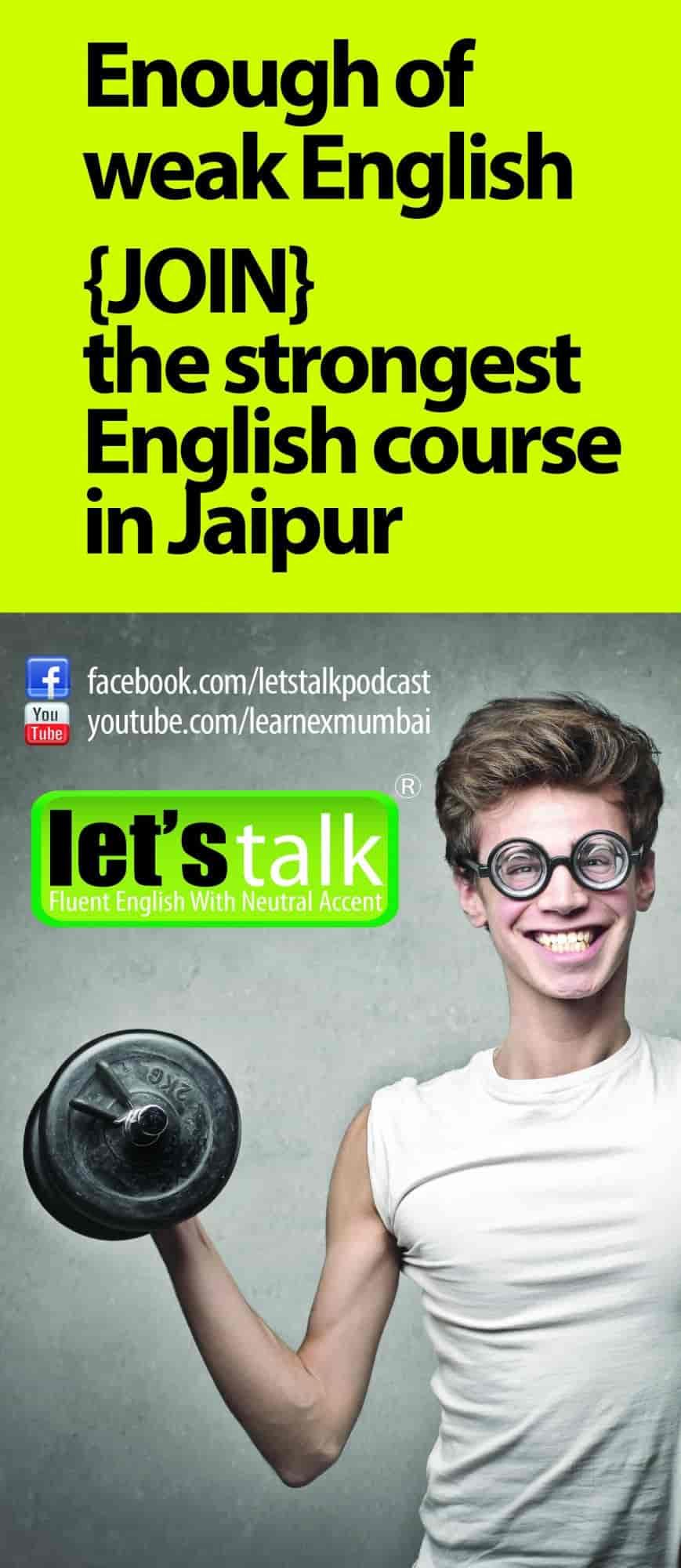 809b806ca45 Lets Talk Institute Jaipur