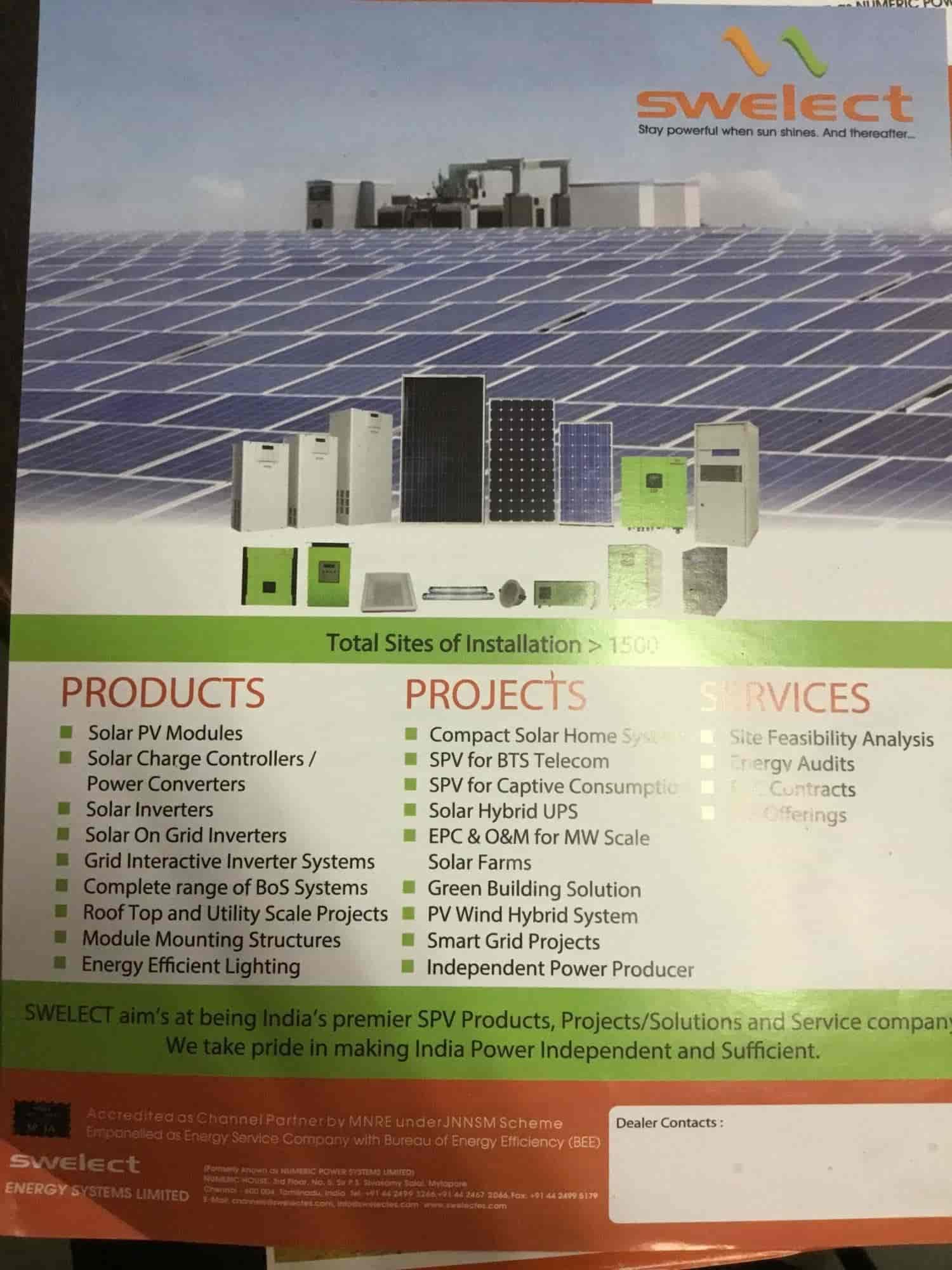 Sun Power Solutions, Sansar Chand Road - Inverter Dealers in