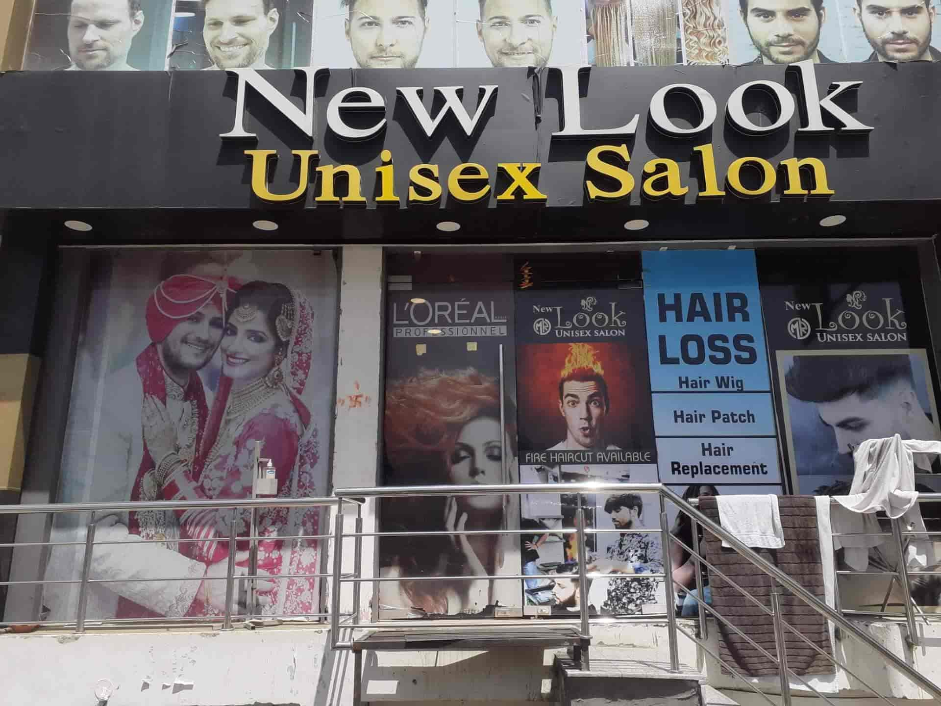 New Look Hair Replacement Centre, Durgapura   Beauty Spas in ...