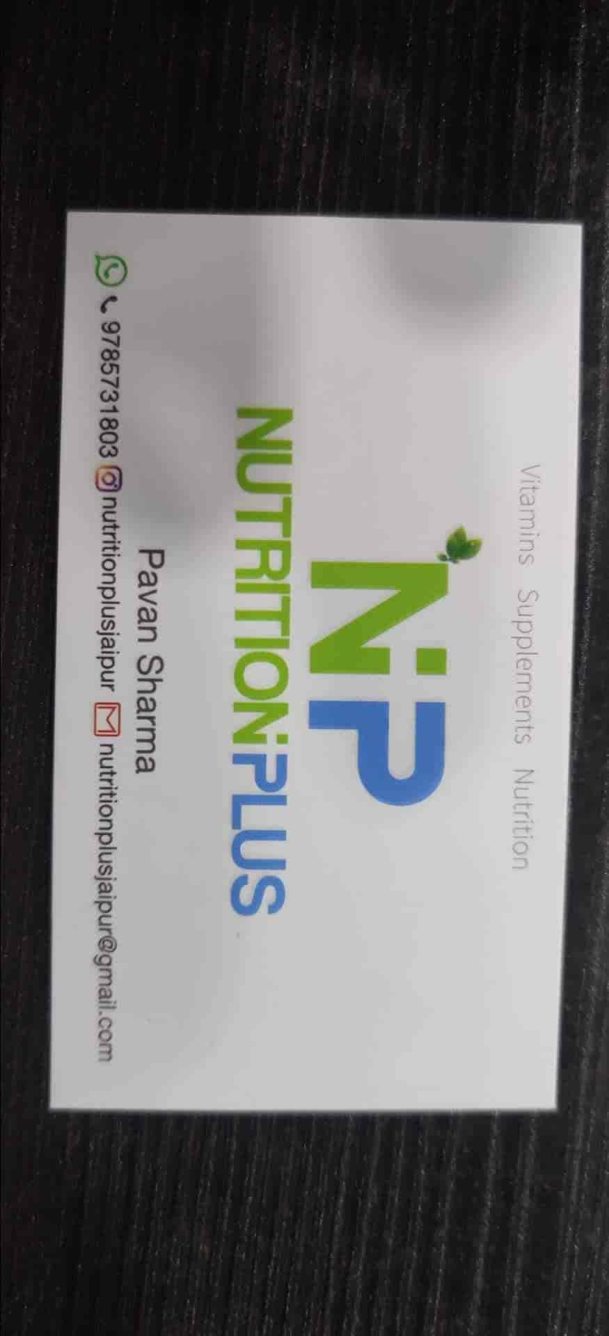 Nutrition Plus Mansarovar Protein Supplement Dealers In Jaipur Justdial