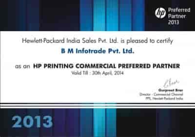 Bm Infotrade Pvt Ltd Formerly Bm Traders, Durgapura - Laptop