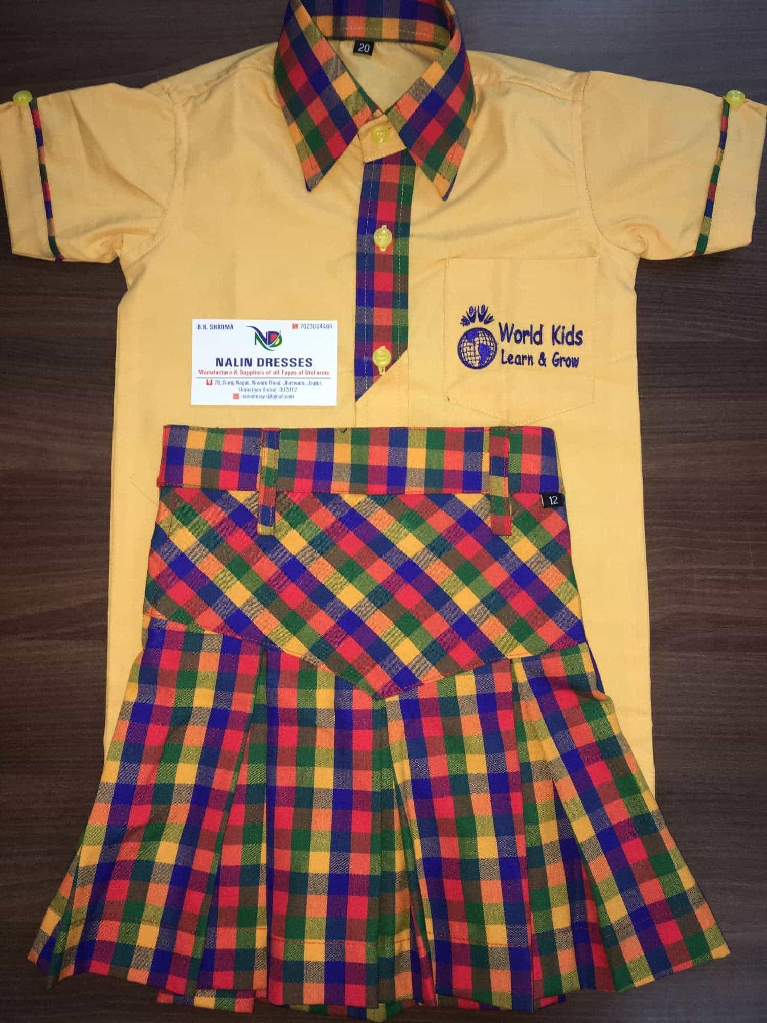 ac91d0b3407 Nalin Dresses, Jhotwara - Corporate Uniform Manufacturers in Jaipur -  Justdial