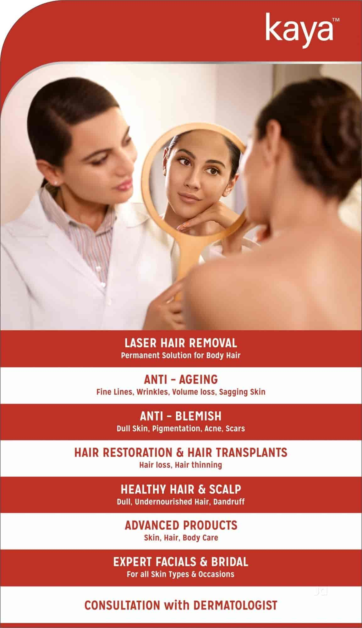 Kaya Skin Clinic - Dermatologists - Book Appointment Online