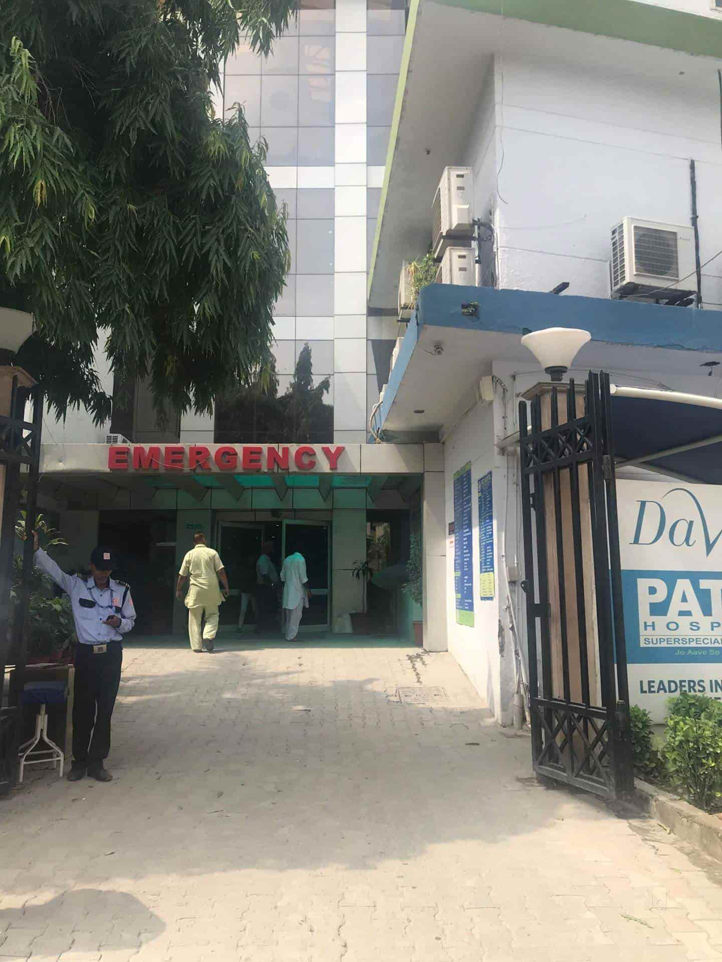 Patel Superspeciality Hospital, Civil Lines - Hospitals in