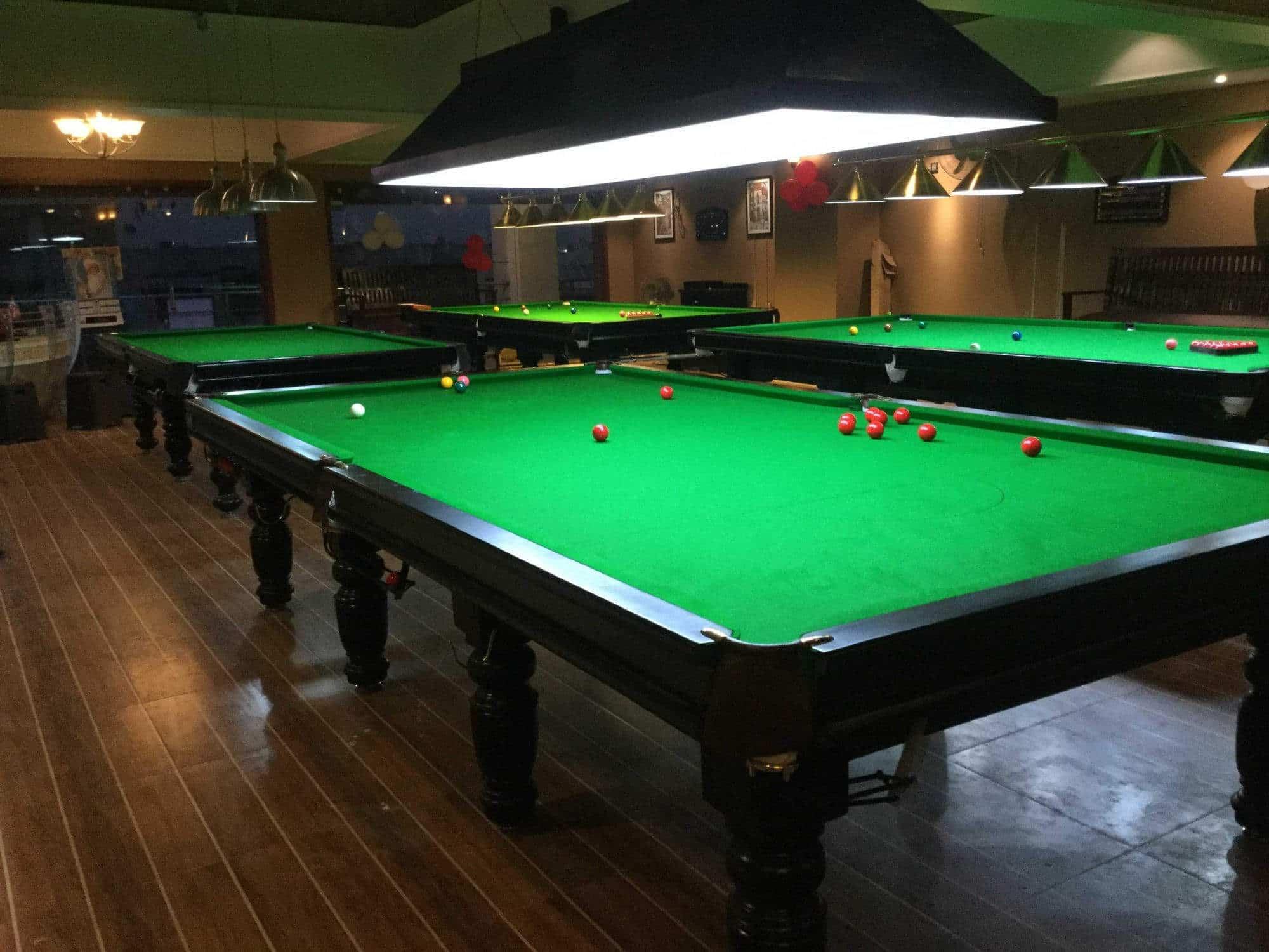 Inside View  The Billiards Room Photos, Jalandhar City, Jalandhar