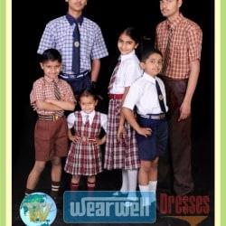 Wearwell Dresses, Sodal Road - School Uniform Manufacturers