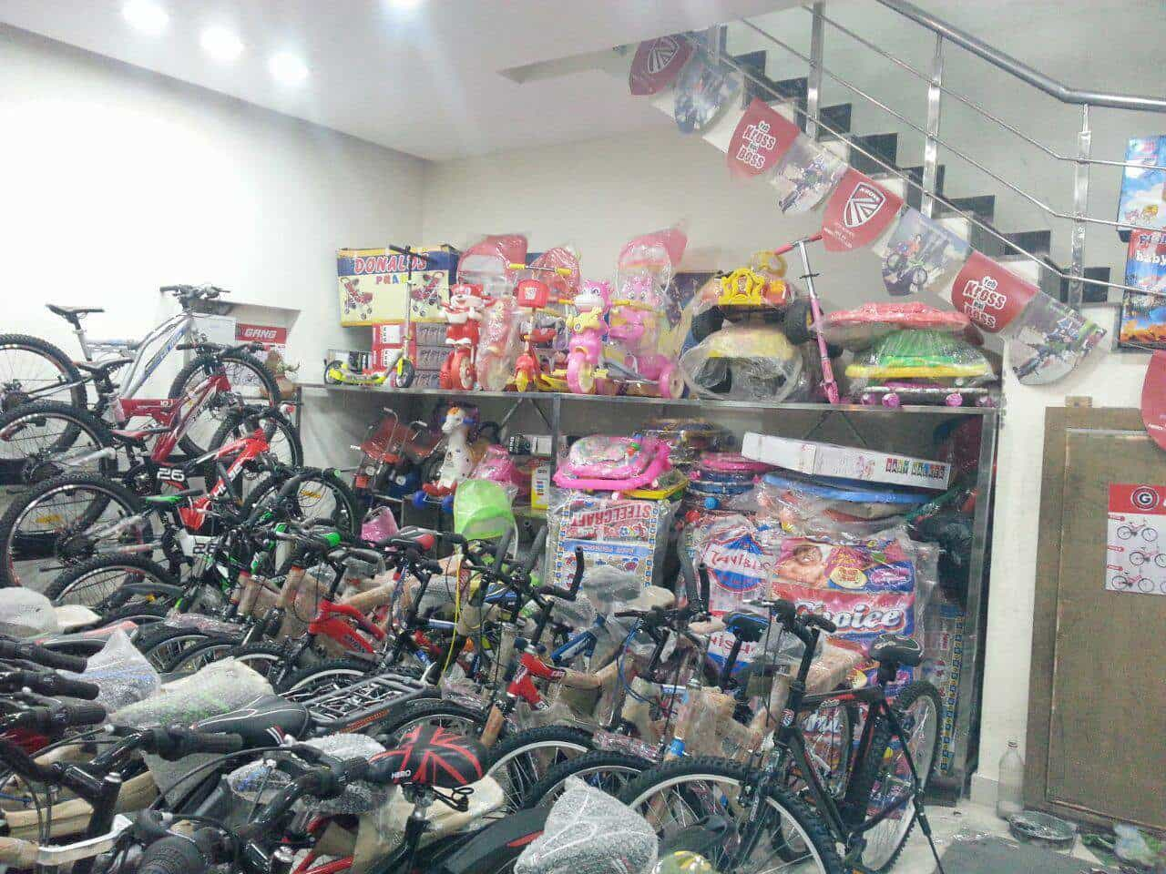 Khanna Trading Company, Jalandhar City - Bicycle Dealers in