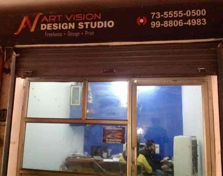 ArtVision Design Studio Mai Hiran Gate Jalandhar