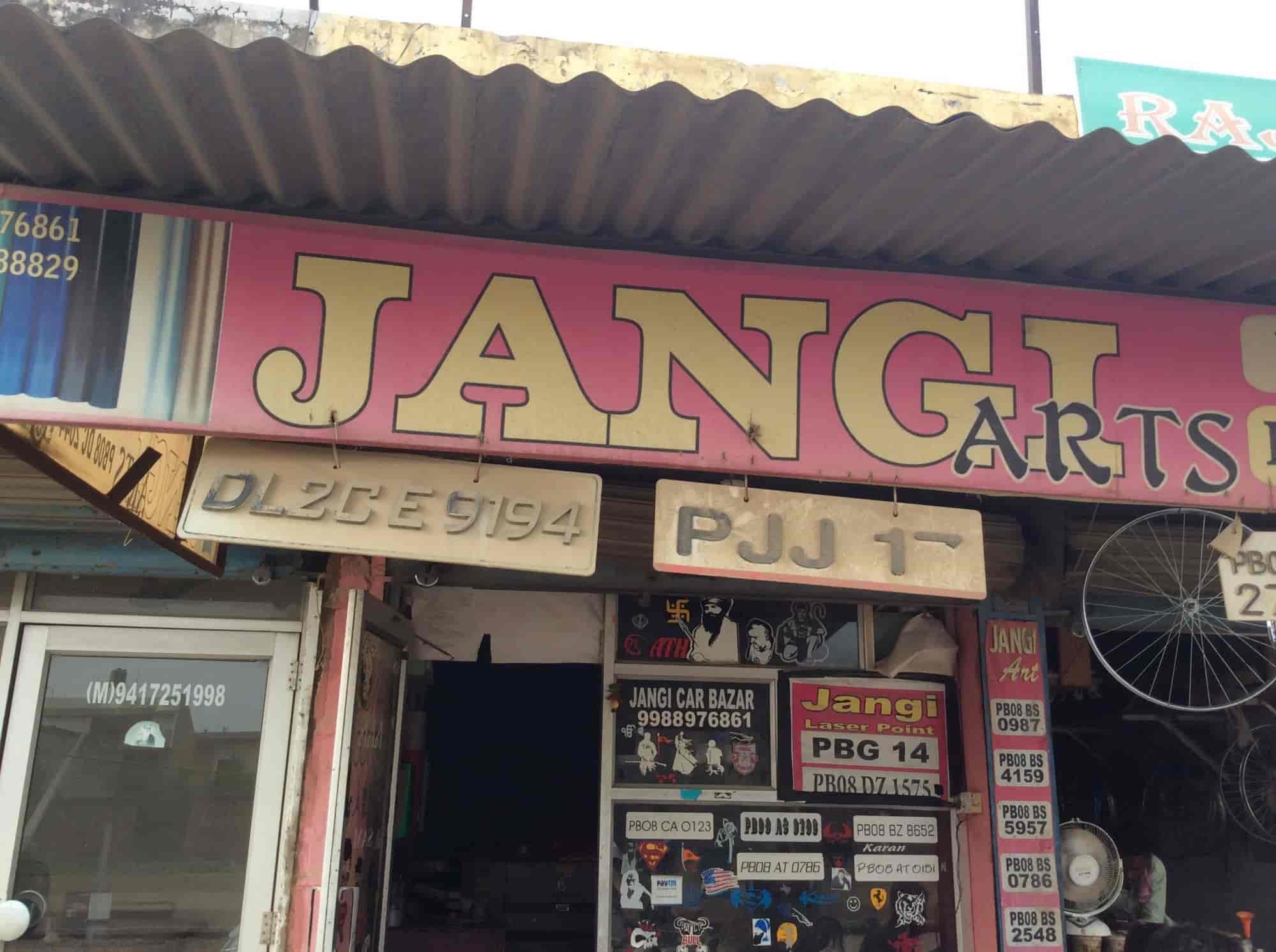 Jangi Arts Photos Jalandhar City Jalandhar Advertising Agencies
