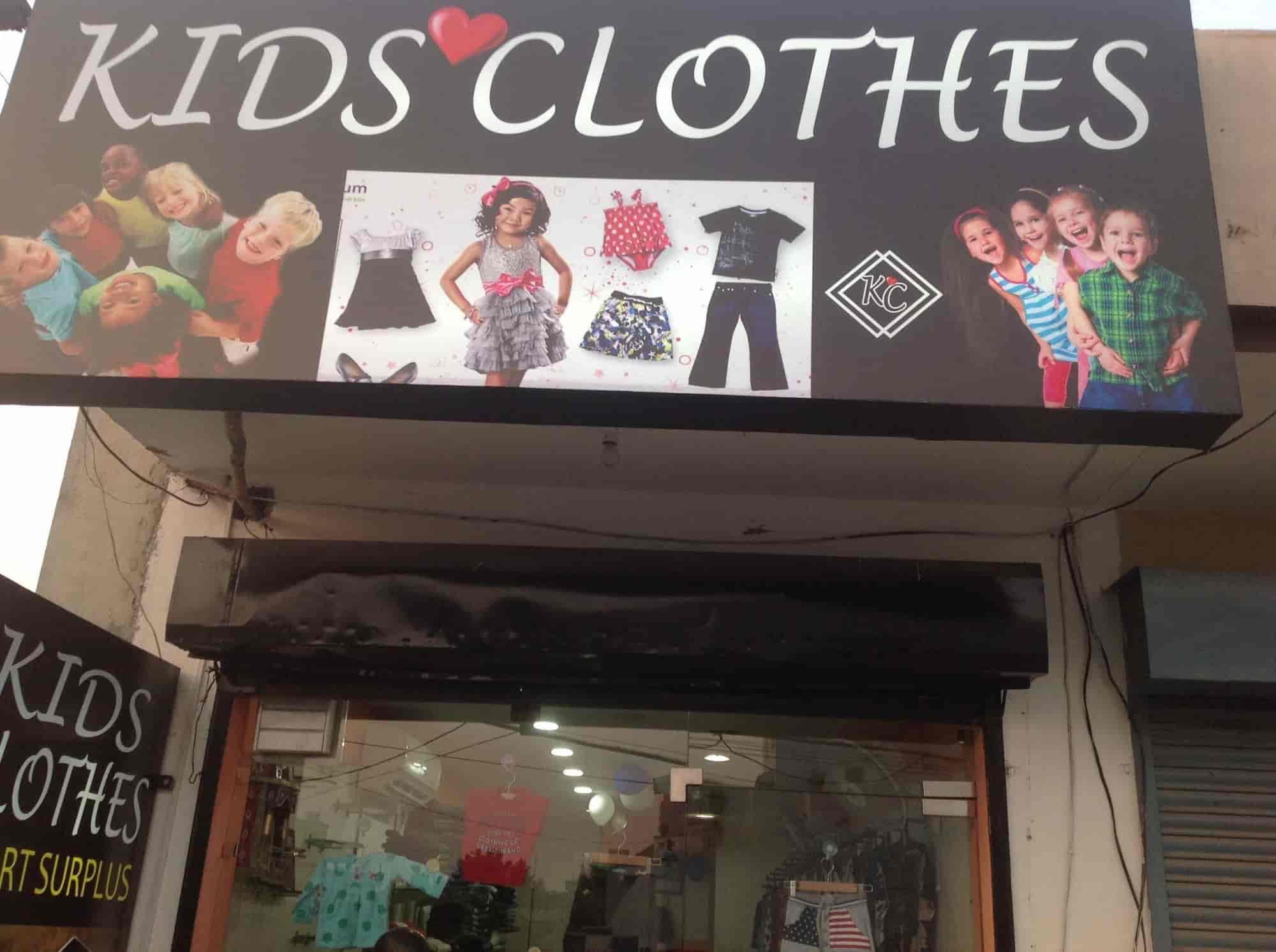 Kids for export