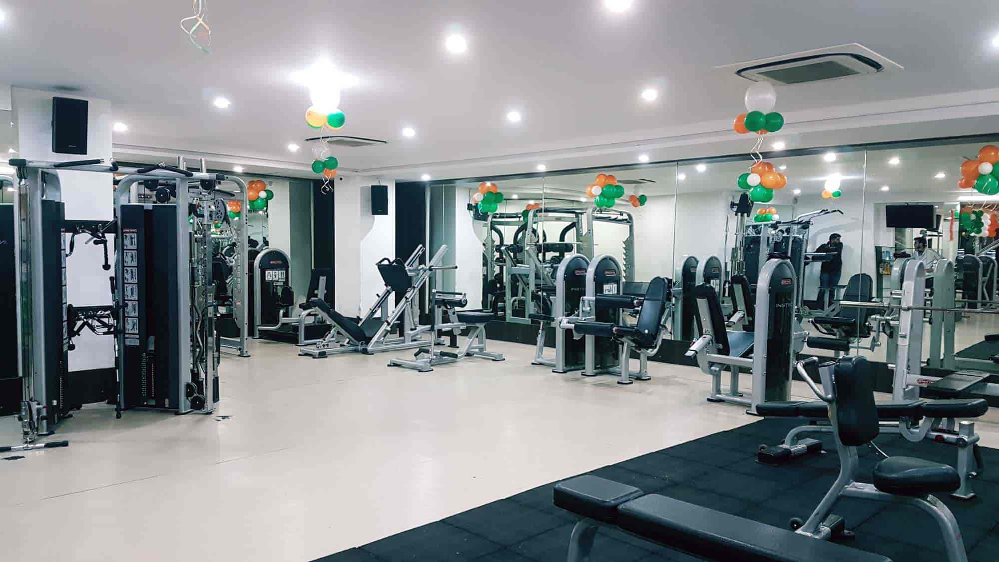 Golds Gym, Ramdas Colony - Gyms in Jalgaon - Justdial