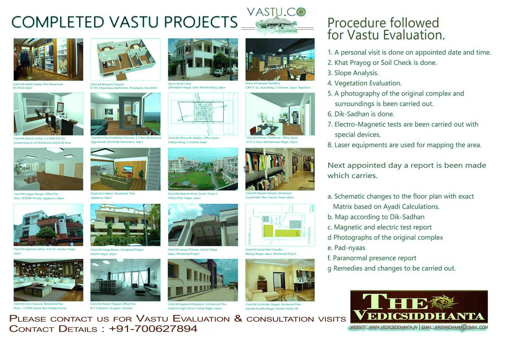 The Vedic Siddhanta, Sainik Colony - Astrologers in Remote_cities