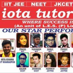Iota Tutorials, Gandhinagar Jammu - Tutorials in Jammu