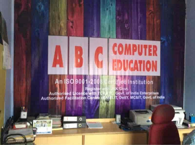 ABC Computer Education Photos, Trikuta Nagar, Jammu