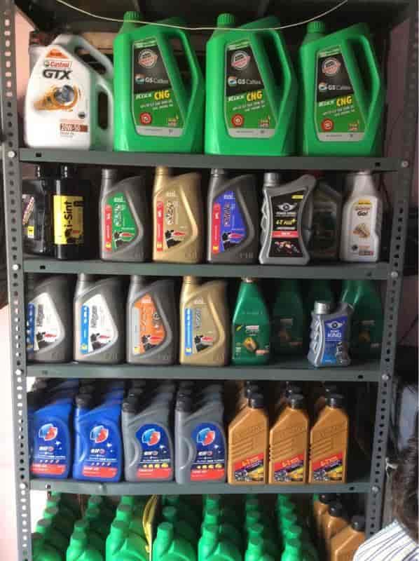Gayatri Oil Agency, Indira Marg - Automobile Oil Dealers in