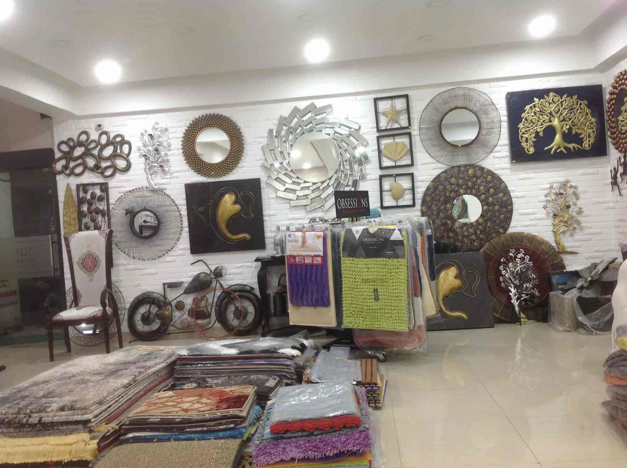 Inside View OF Home Decor Shop