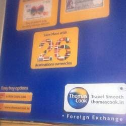 Thomas cook reload forex card