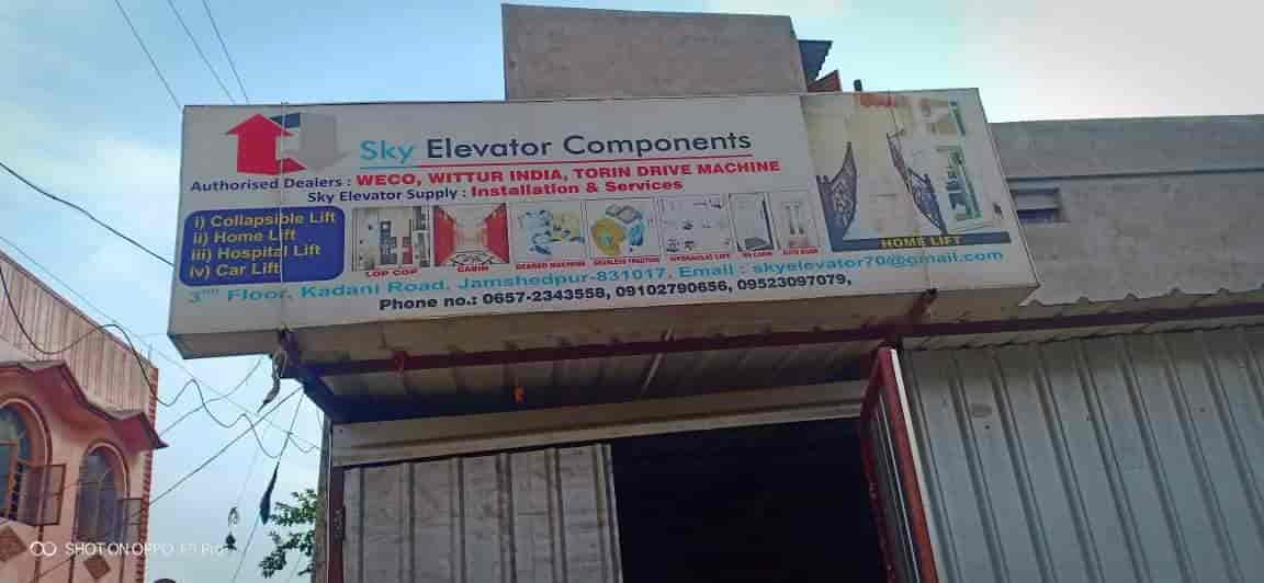 Sky Elevator Components Co Photos, Baridih Colony, Jamshedpur