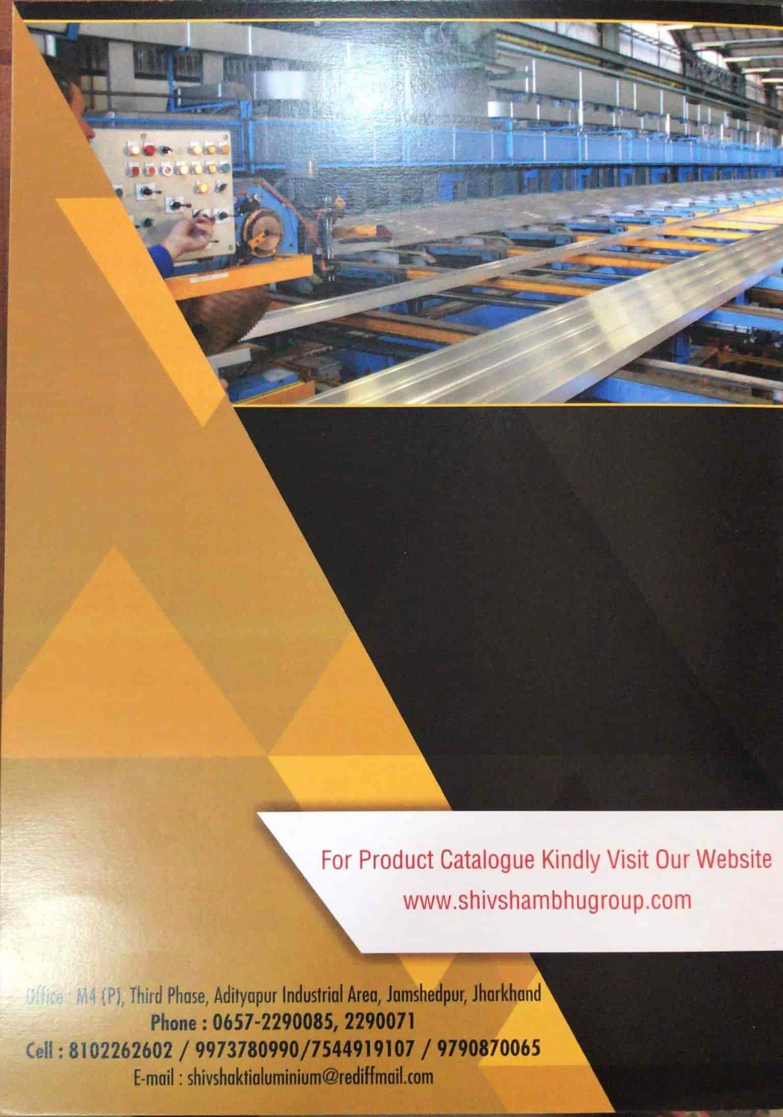 Shiv Shakti Aluminium Extrusion Pvt Ltd, Adityapur