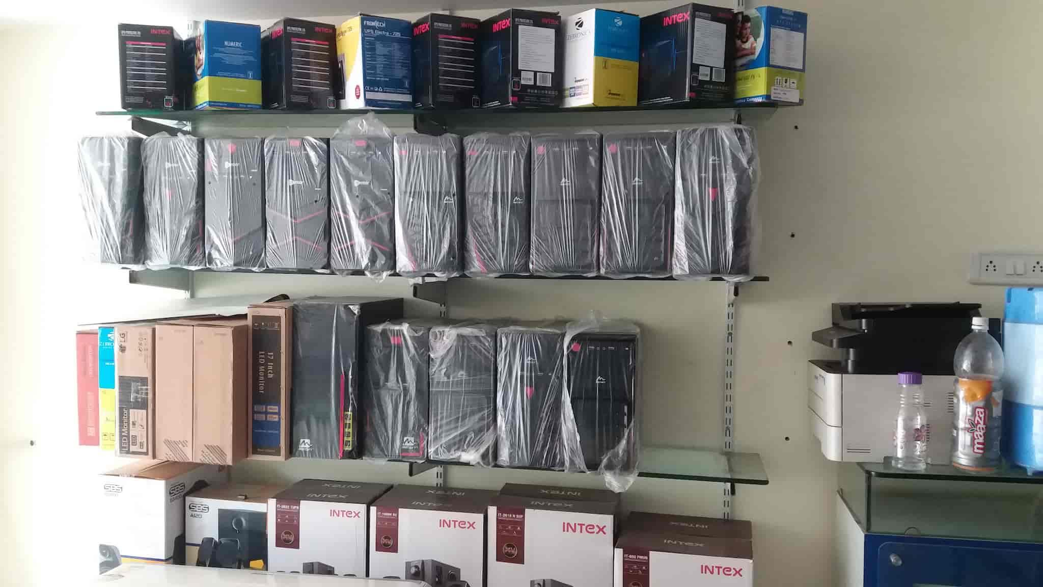 Raj Electronics & Computers, Jangareddigudem Bazar