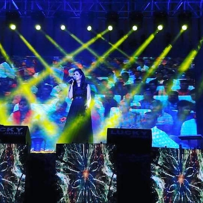 Lucky DJ System, Sipri Bazar - DJ Equipment Dealers in