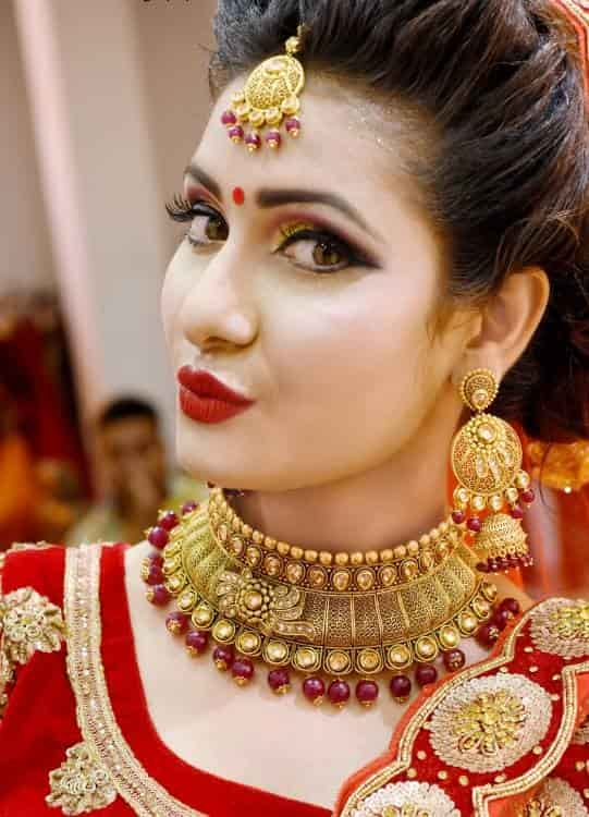 Makeover Salon By Chandresh Civil Lines Beauty Parlours