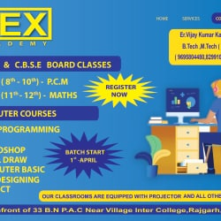 Dex Academy, 33 BN PAC Jhansi - Competitive Exam Tutorials in Jhansi