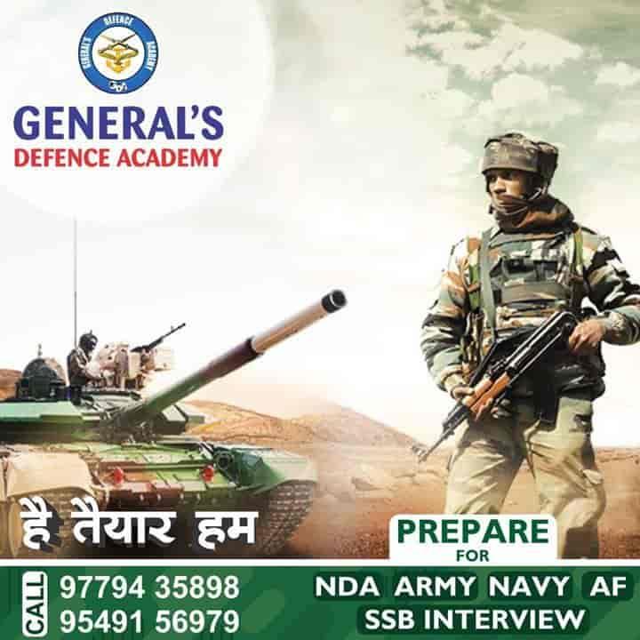 Generals Defence Academy, Jodhpur Ho - Tutorials in Jodhpur