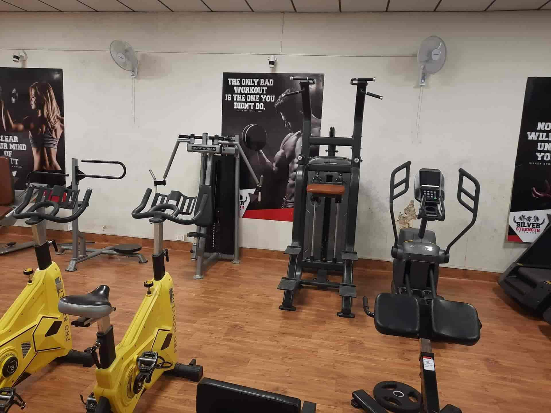 Silver Strength Fitness, Behind Shastri