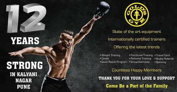 GoldS Gym Jodhpur -Image Fitness Pvt Ltd, Pratap Nagar - Fitness