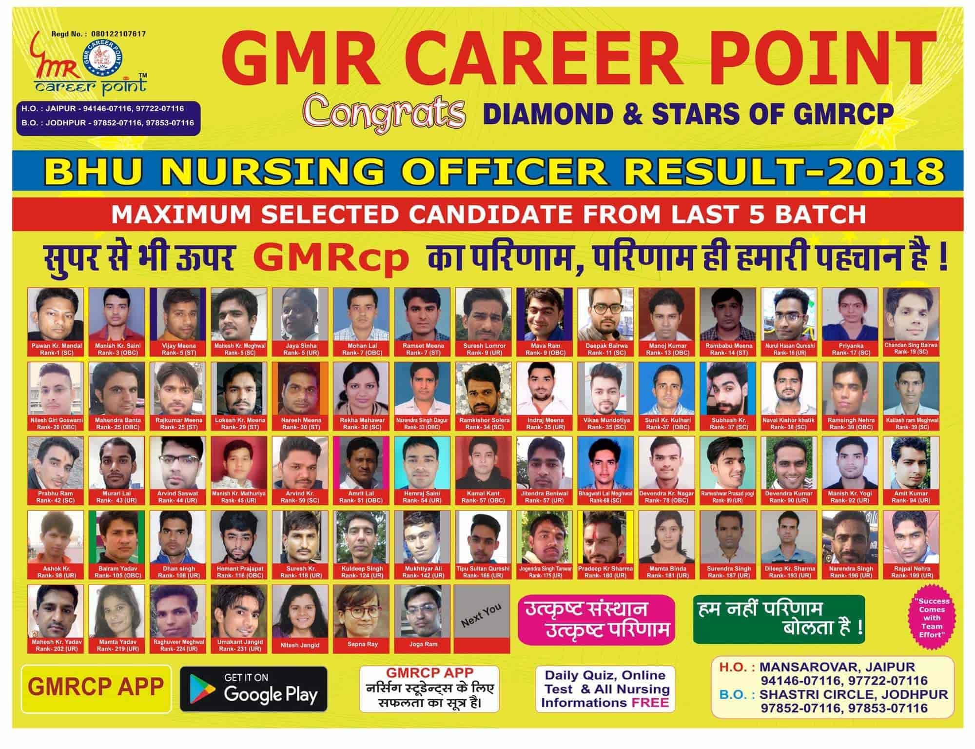 GMR Career Point Photos, Shastri Nagar, Jodhpur- Pictures & Images