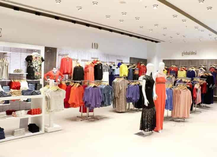 What is fashion retailing 34