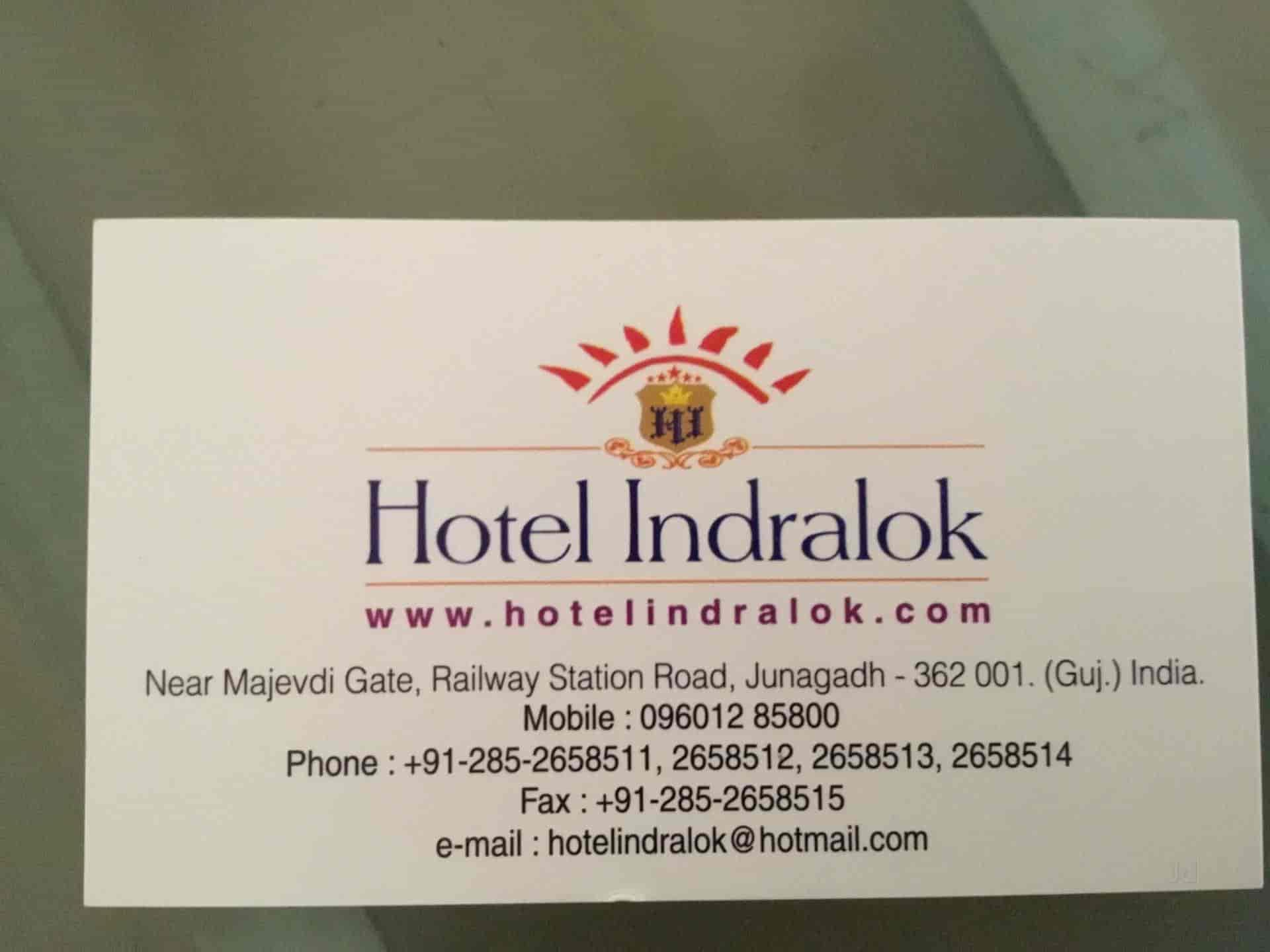 hotel indralok hotels in junagadh justdial rh justdial com