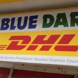 Blue Dart Courier Services, Una Junagadh - Courier Services in