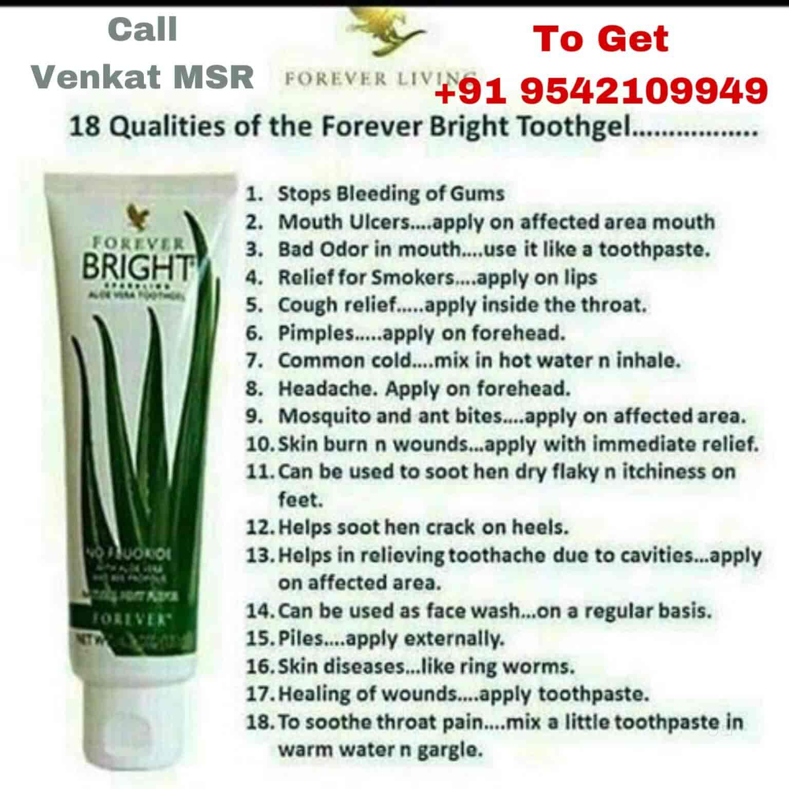 Forever Living Products Opportuniy Cuddapah Ho Aloevera Gel