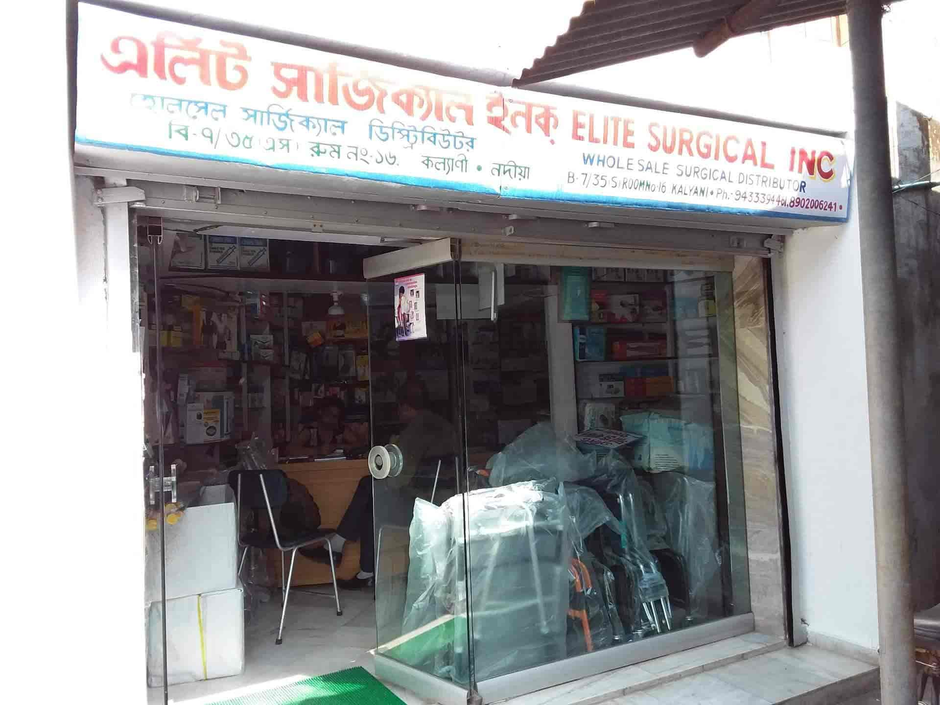 Elite Surgical Inc, Kalyani Ho - Surgical Accessory Dealers