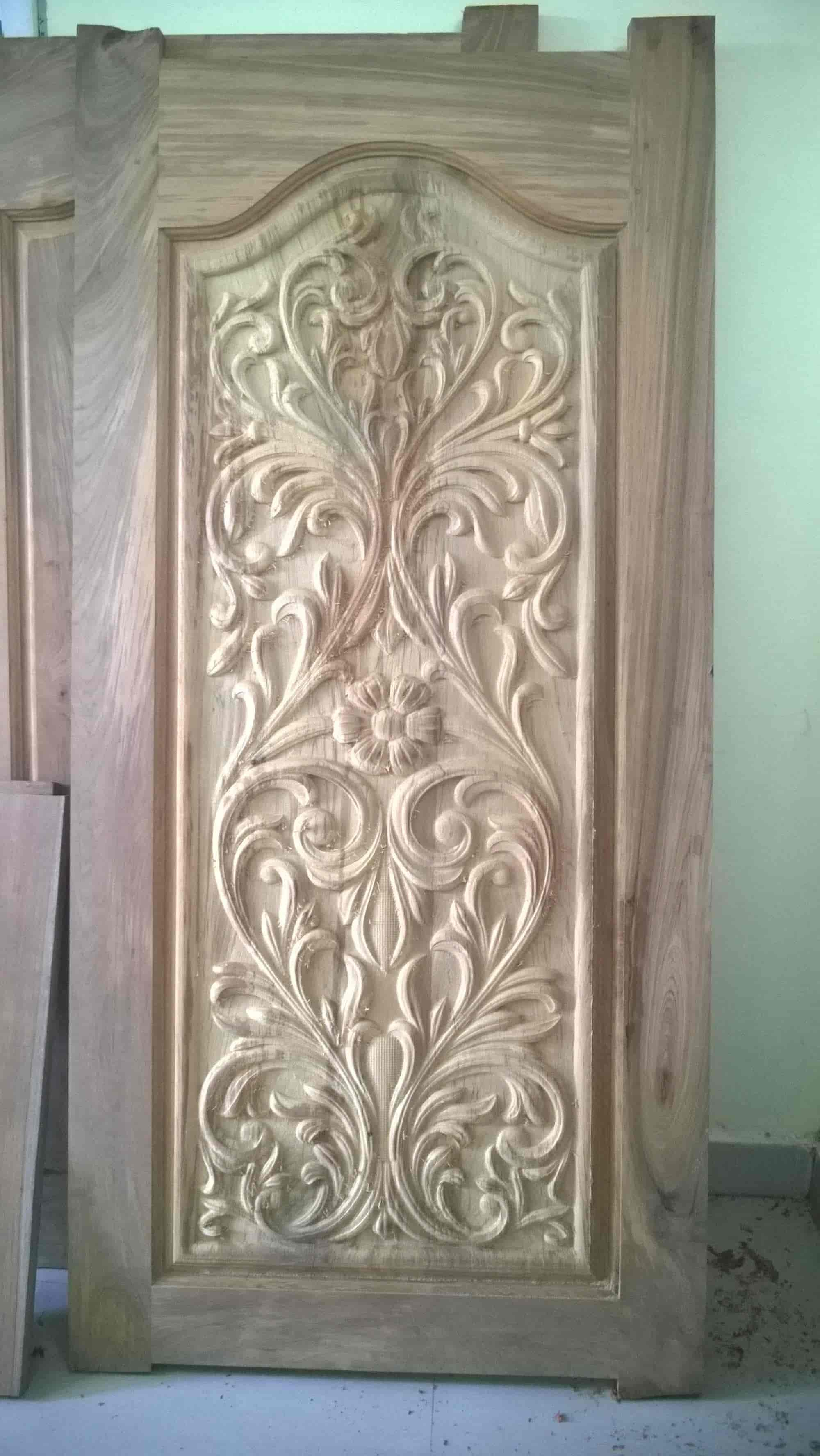 ... Wooden Door Carving Work - Sri Kumaran Constructionu0026 Wood Carving Photos Railway Station KANCHIPURAM ... & Sri Kumaran Construction Wood Carving Photos Railway Station ...