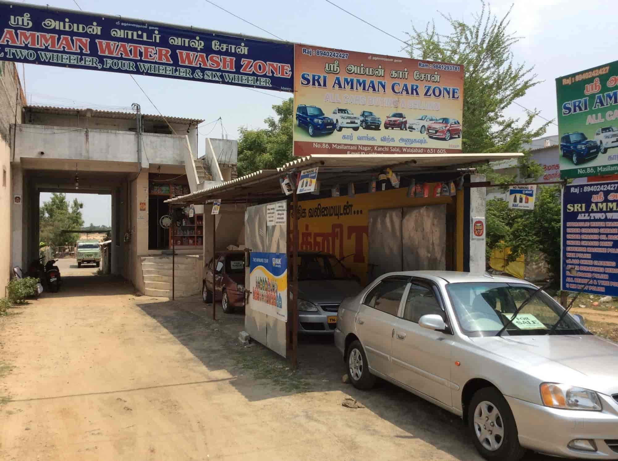 Sri Amman Car Zone, Walajabad - Car Dealers in Kanchipuram