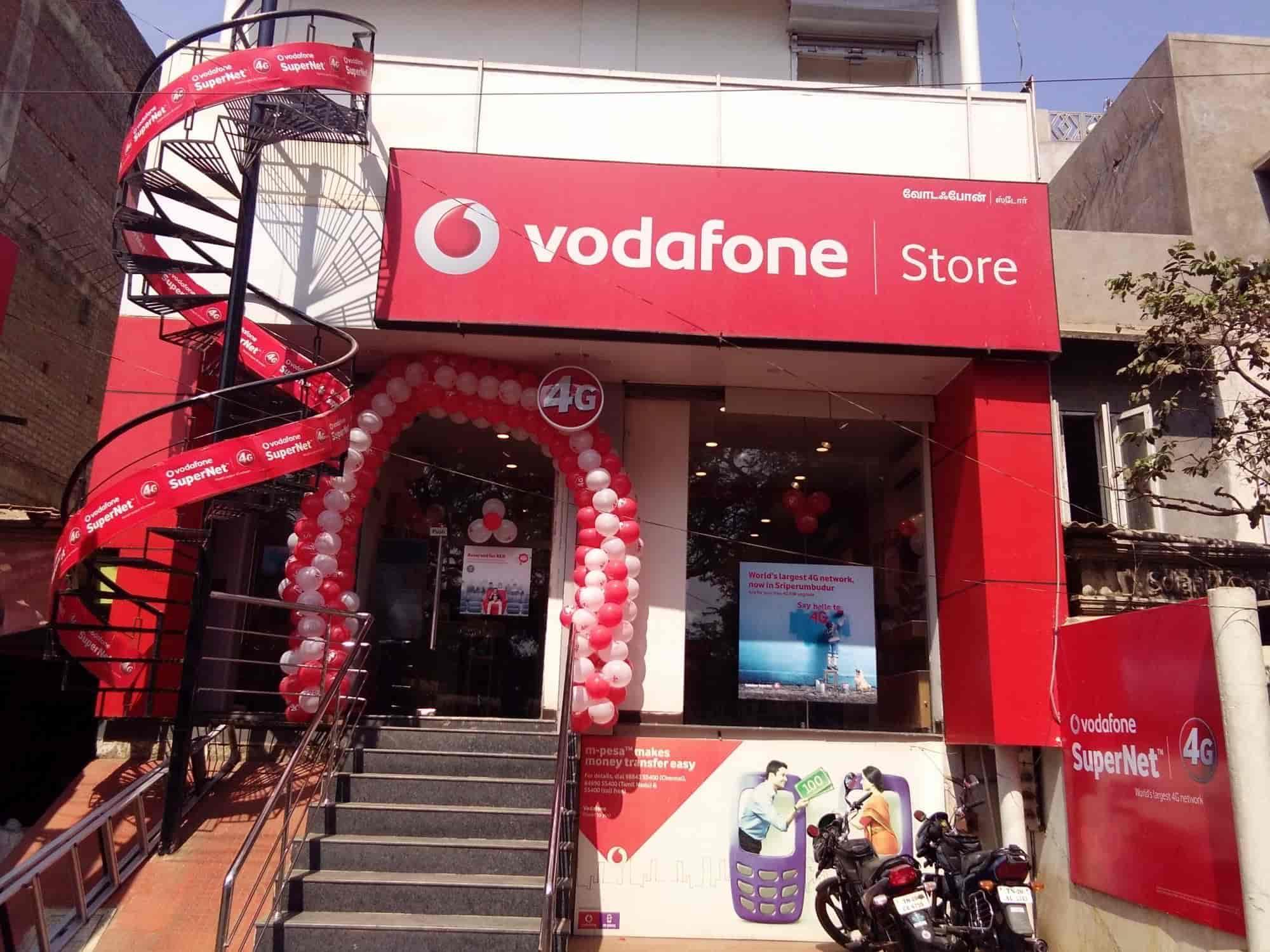 Vodafone Store, Sriperumbudur - Mobile Phone Simcard Dealers