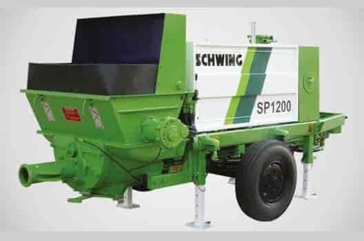 Schwing Stetter India Pvt Ltd Photos, Irrungattukottai