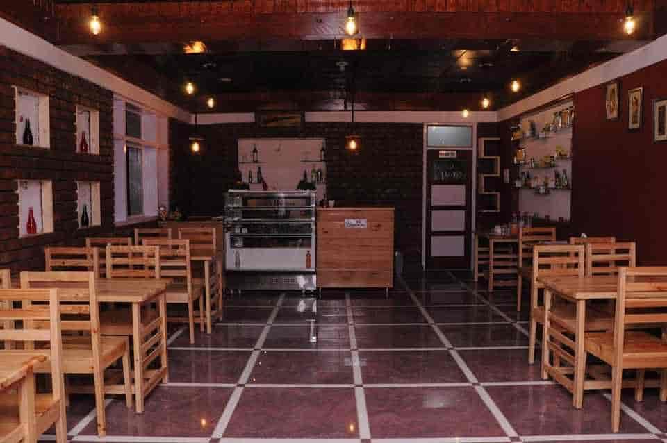red cafe palampur kangra restaurants justdial