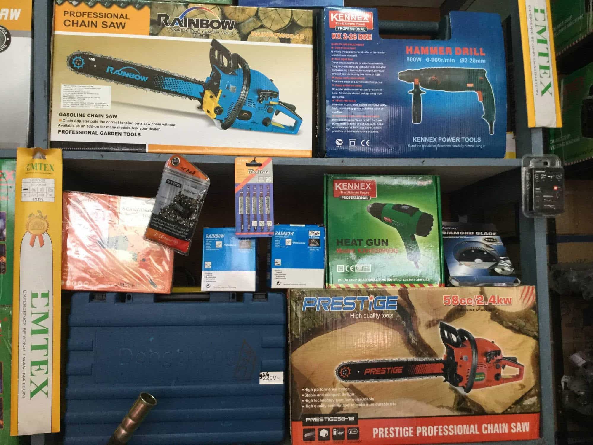 Sincere Power Tools, South Bazar Road - Power Tool Dealers