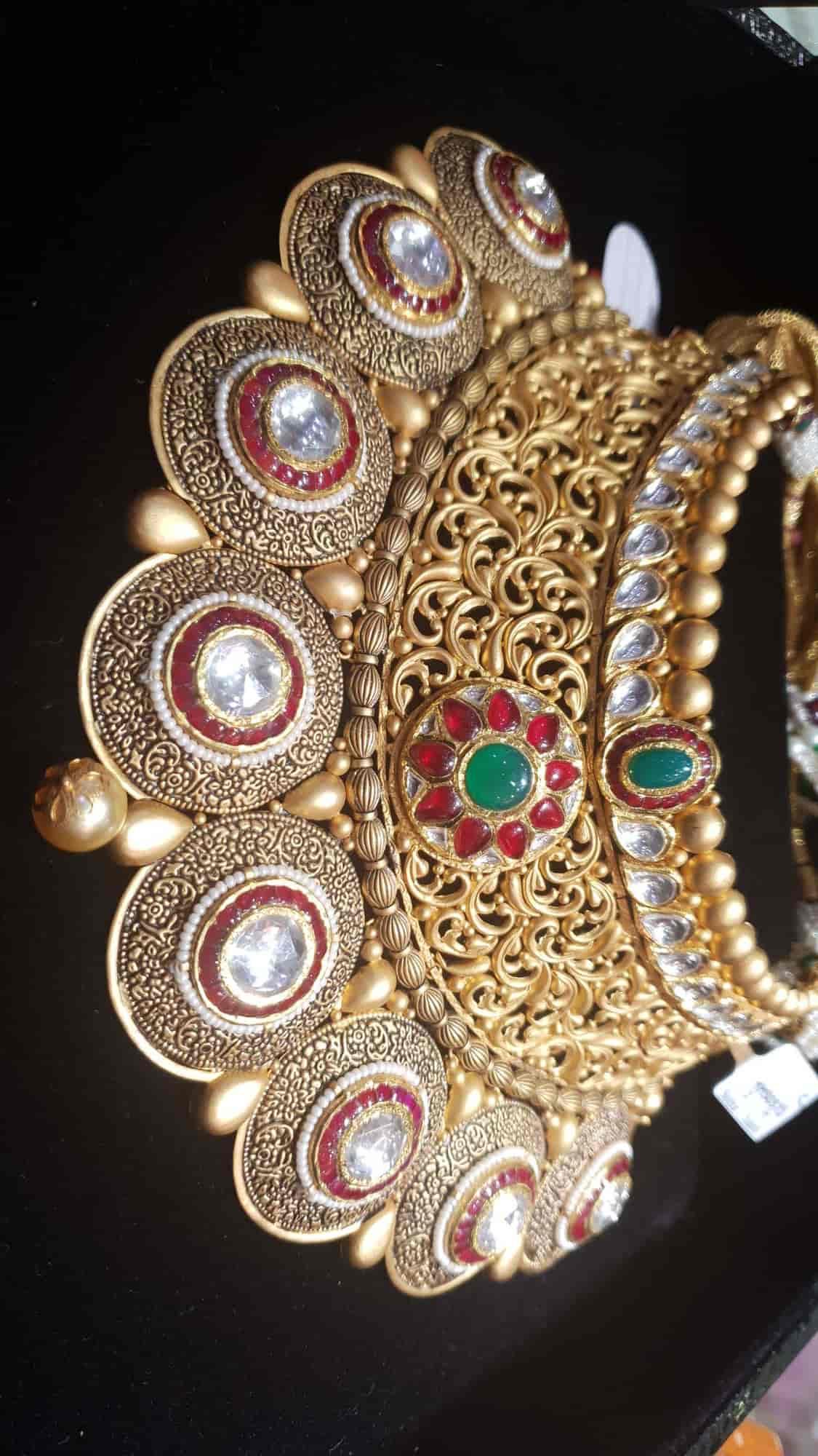Sona Chandi Jewellery Shop, Birhana Road - Jewellery Showrooms in ...