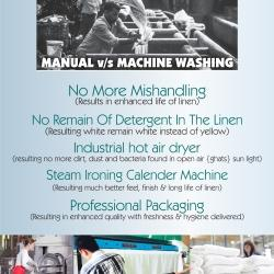 Commercial Laundary Services, Ranjeet Nagar - 24 Hours Laundry