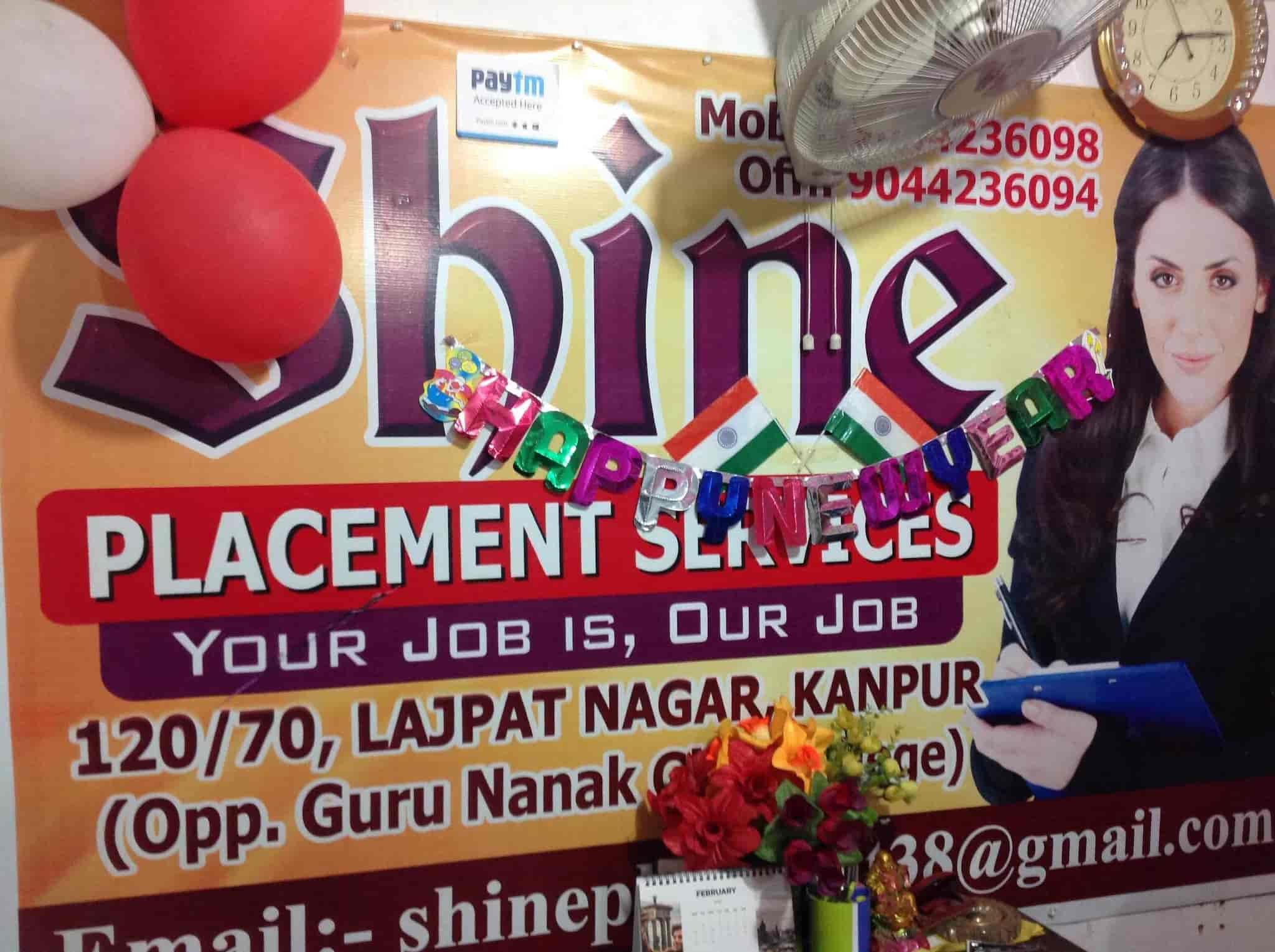 Female jobs in kanpur