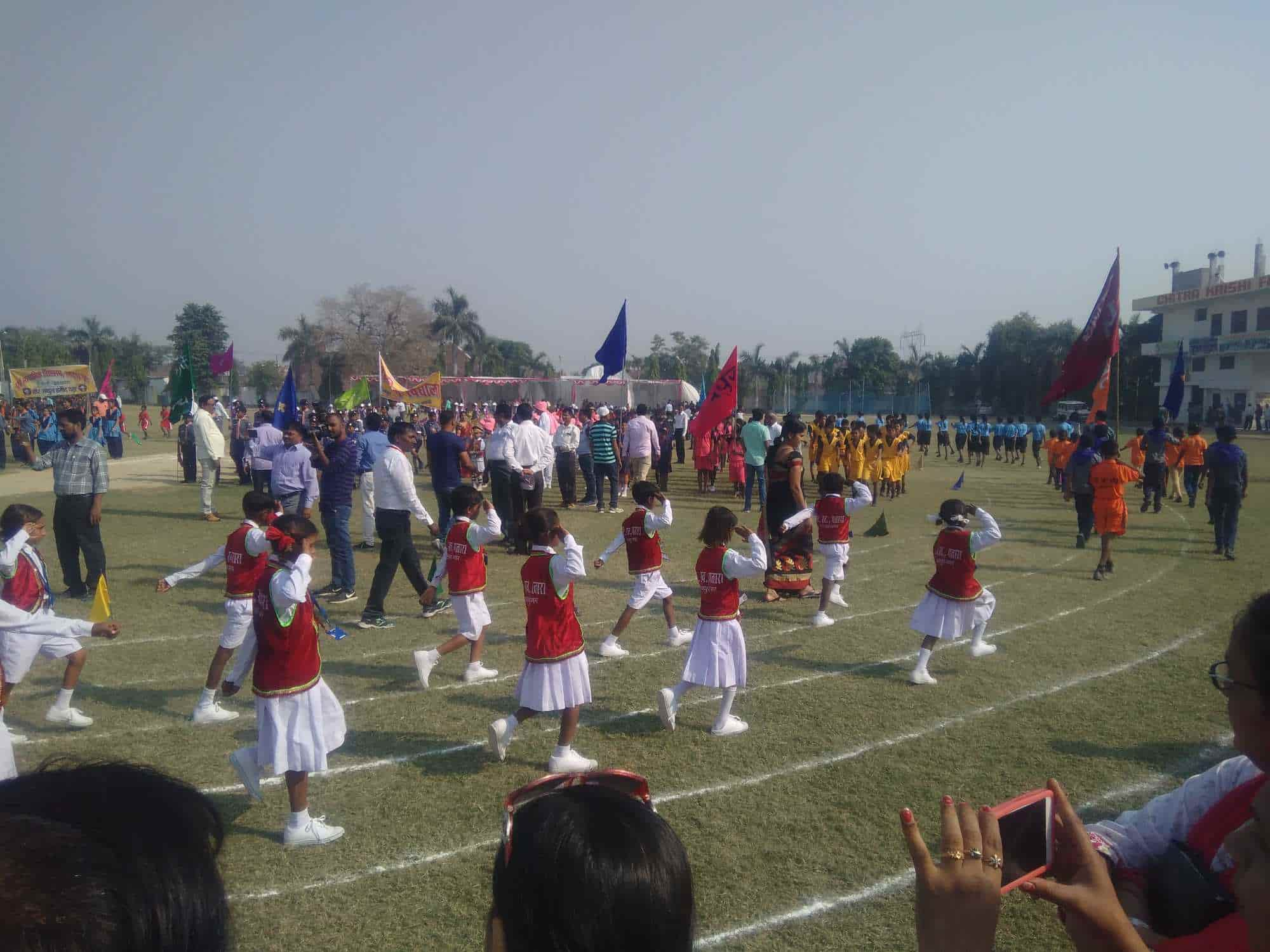 Kanpur Defence Physical Academy, Naubasta - Army Training Centres in