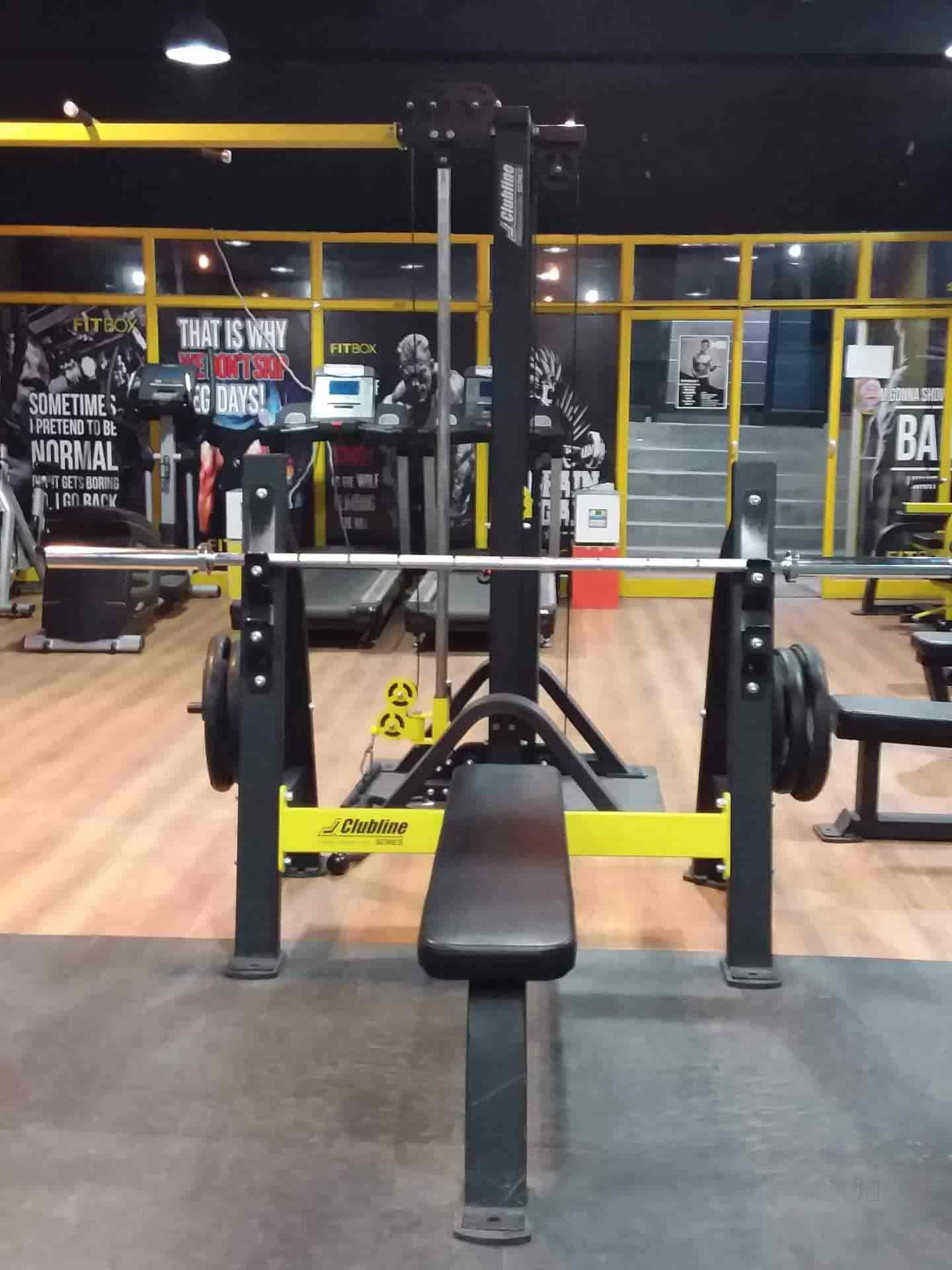 size 40 67490 acaf4 Fit Box Unisex Gym